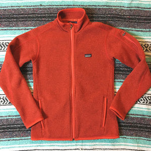 Patagonia Better Sweater Fleece Womens S